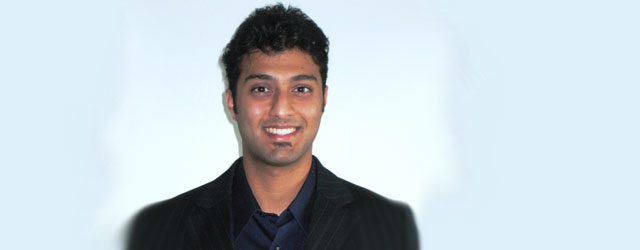 Dharam Persaud Awarded a Grant from the National Brain Aneurysm Foundation