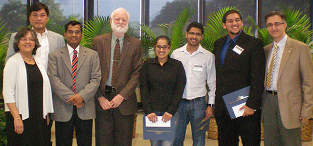 Winning Presentation of the First Annual BME Graduate Research Day