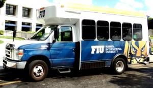 Cats Shuttle Bus