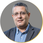 Dr. Jorge Riera, Associate Professor & Graduate Program Director, Biomedical Engineering, Florida International University