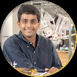Dr. Sharan Ramaswamy, Associate Professor, Biomedical Engineering, Florida International University