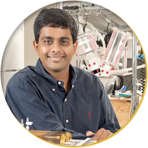 Dr. Sharan Ramaswamy, Associate Professor, Biomedical Engineering, Florida International University