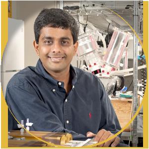 Sharan Ramaswamy, Ph.D.
