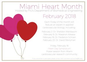 Miami Heart Month Flyer