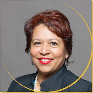 Administrator Claudia Estrada
