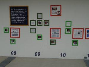 Timeline Wall