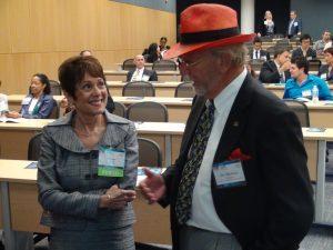 Ms. Susan Racher & Dr. Wertheim