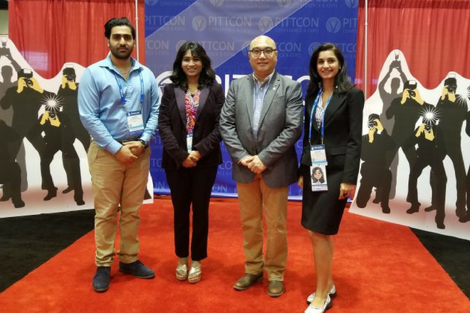 FIU BME Students Invited to Organize and Participate in Pittcon 2018