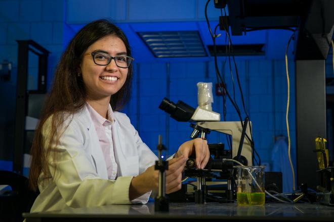 World's Ahead Graduate Nicole Sevilla