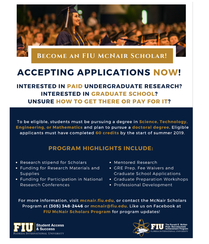 Internship Opportunities - FIU Department of Biomedical Engineering