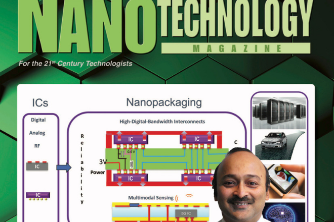 Dr. Raj in special edition of IEEE Nano Technology Magazine