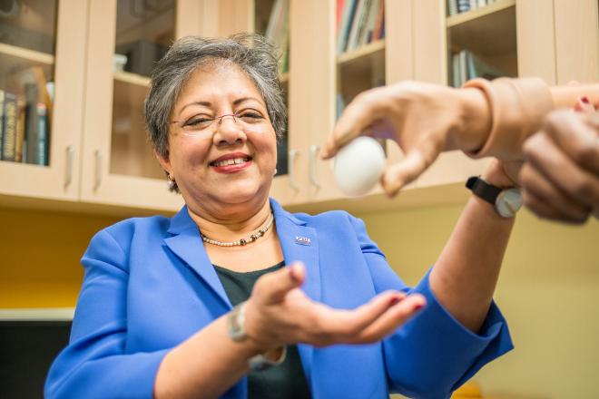 FIU Women in Research: Ranu Jung, ADVANCE News