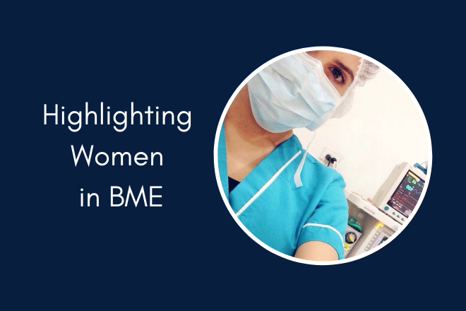 Diana Caduff – Highlighting Women in BME