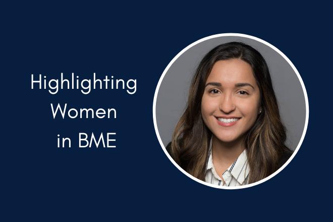 Natalie Rivera – Highlighting Women in BME