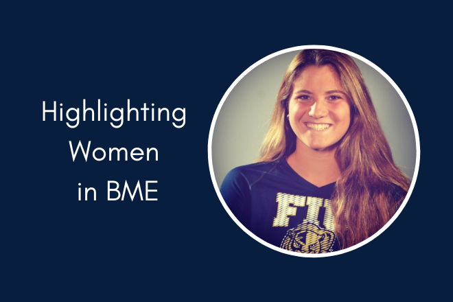Lina Bernier – Highlighting Women in BME