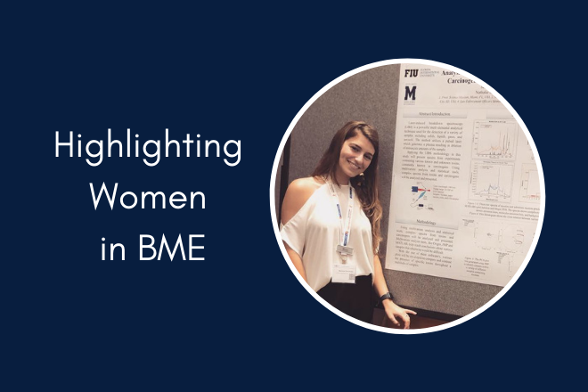 Melissa Fernandez – Highlighting Women in BME