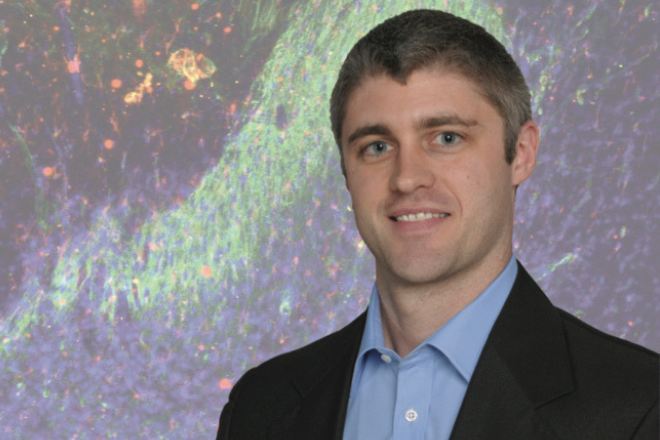 Jacob McPherson earns grant funded by National Institute of Neurological Disorders and Stroke for $1.6 million