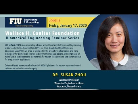 Dr. Hong Susan Zhou | Sensor Systems-Therapeutic and Reparative Neurotechnology