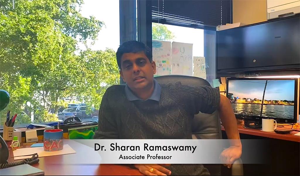 Dr. Sharan Ramaswamy - FIU