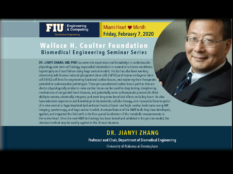 Dr. Jianyi Zhang | The Convergence of Medical Sciences and Engineering