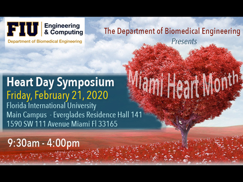 The Biomedical Engineering Presents a Heart Day Symposium
