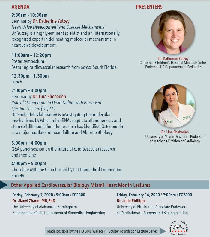Heart Day Symposium At Florida International University