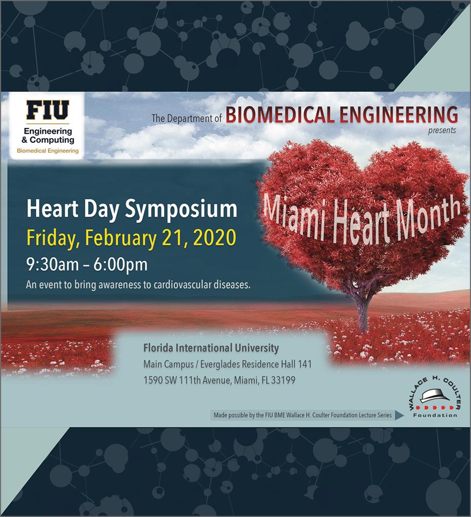 Heart Day Symposium Spring 2020