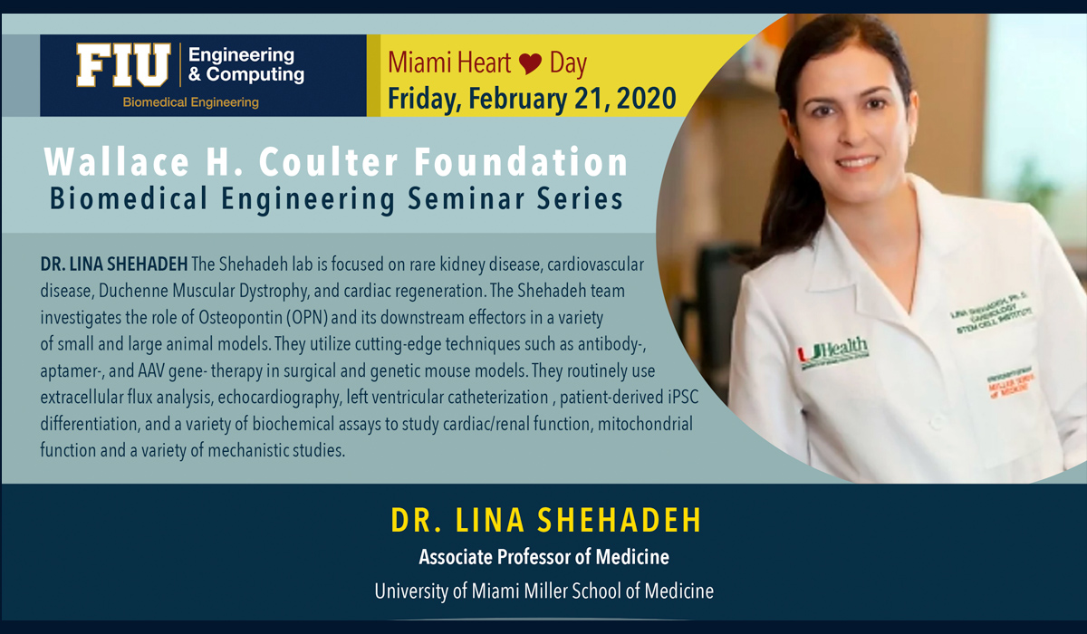 Dr. Lina Shehadeh | Role of Osteopontin in Heart Failure with Preserved Ejection Fraction (HFpEF)