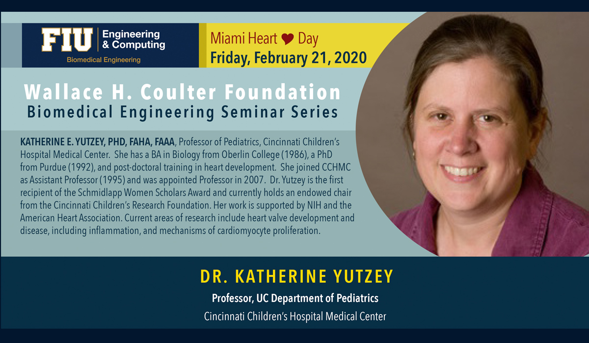 Dr. Katherine Yutzey | Heart Valve Development and Disease Mechanisms