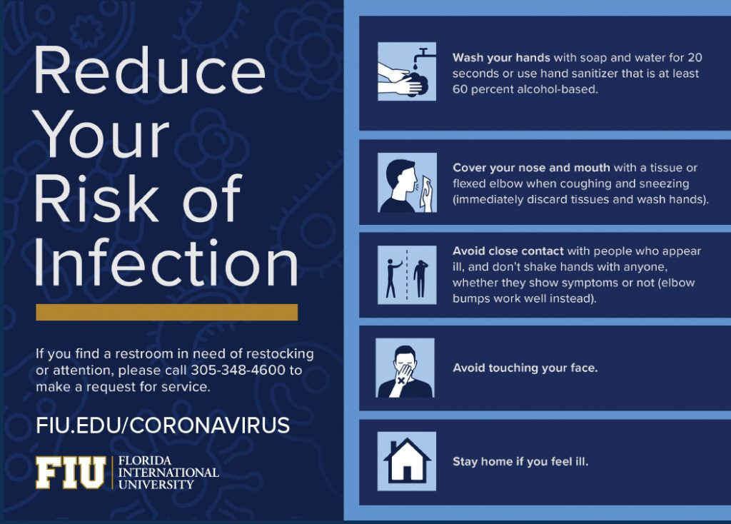Reduce Your Risk of Infection