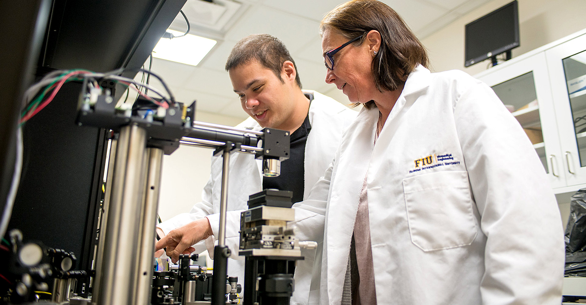 Meet The FIU Biomedical Engineering Distinguished Faculty