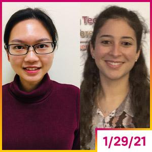 Dr. Brittany Gonzalez & Dr. Hooi Hooi Ng