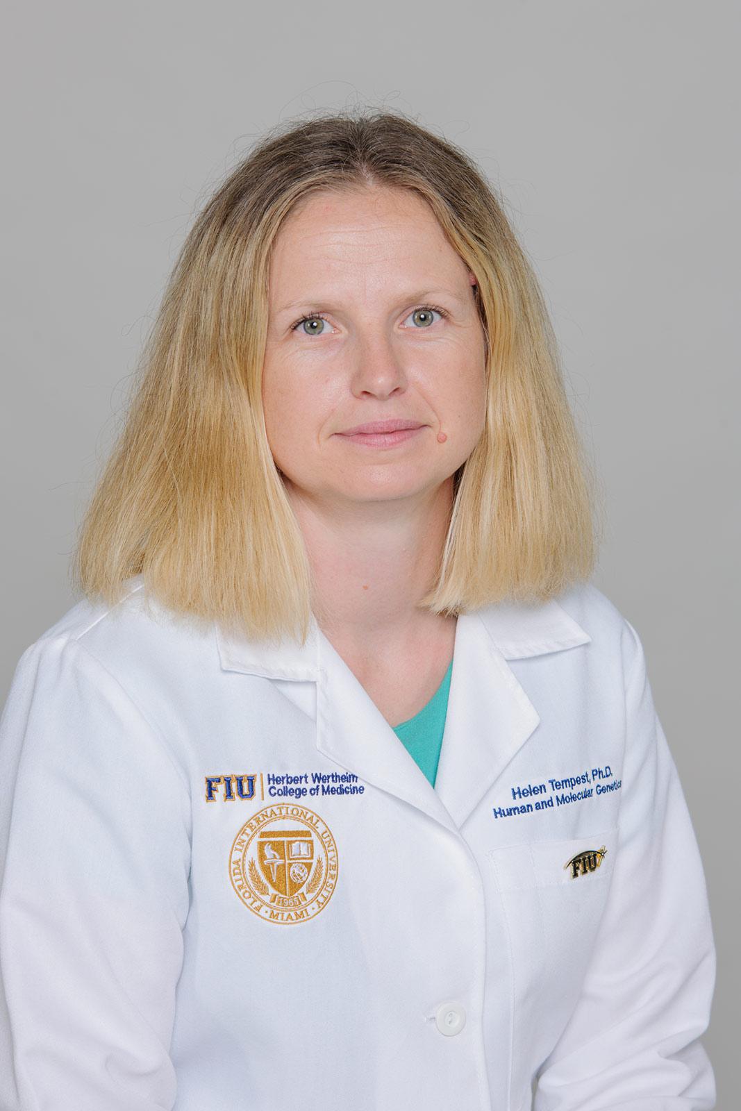 Helen Tempest, Ph.D.
