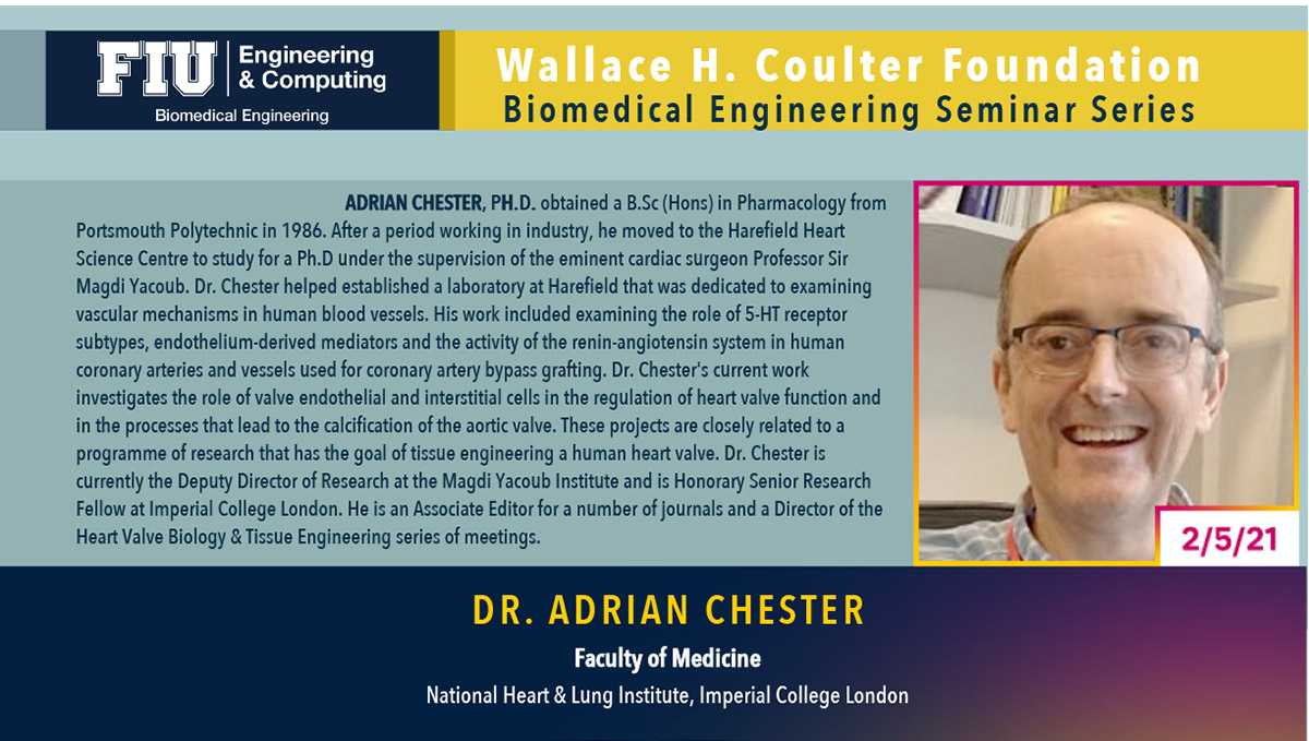 Dr. Adrian H. Chester | Biological Complexity Of The Aortic Valve – What Is Relevant for Tissue Engineered Heart Valves?