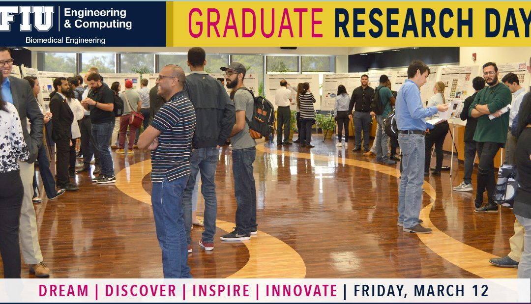 Graduate Research Day Spring 2021
