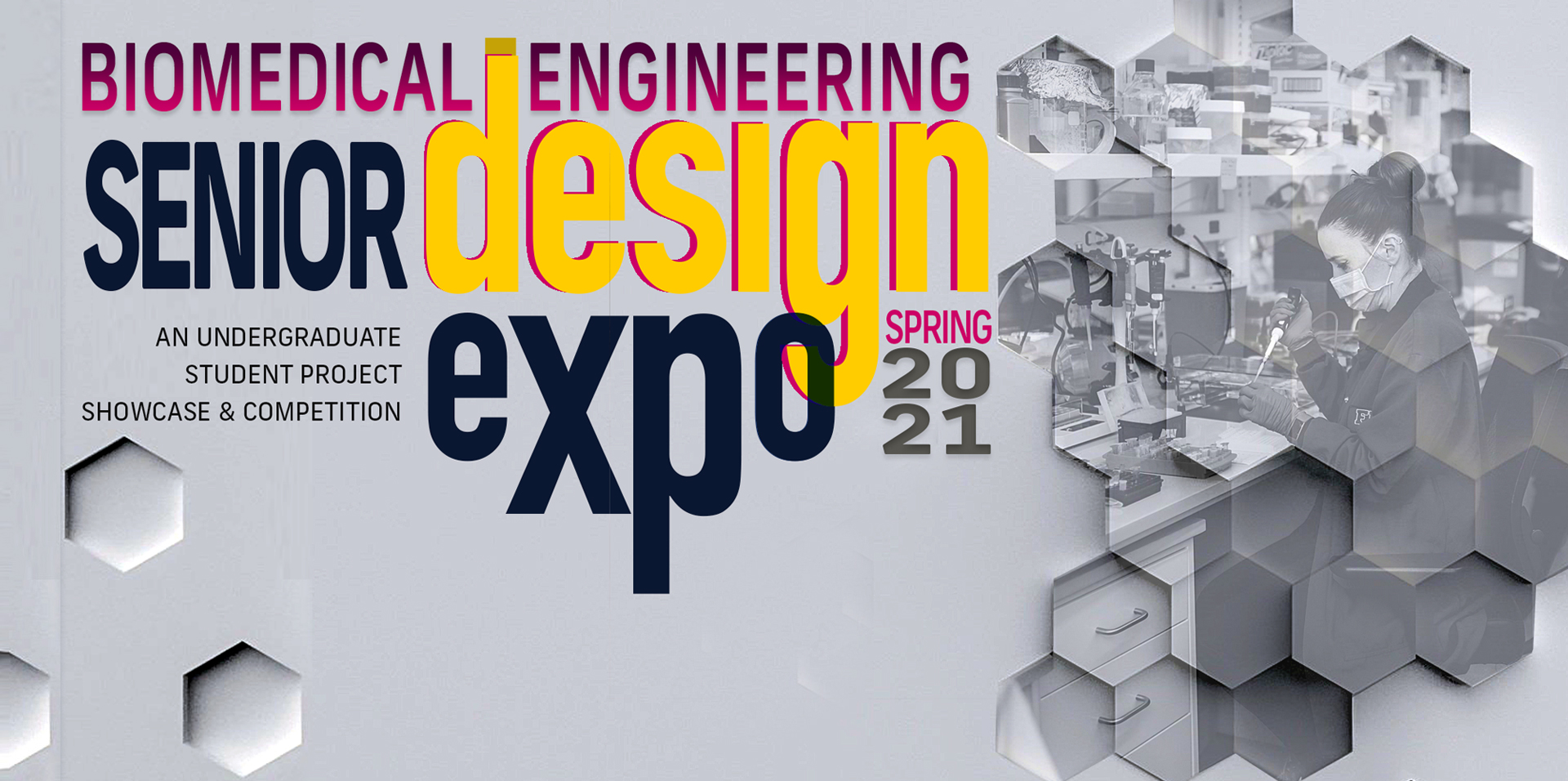 BME Senior Design Expo Spring 2021