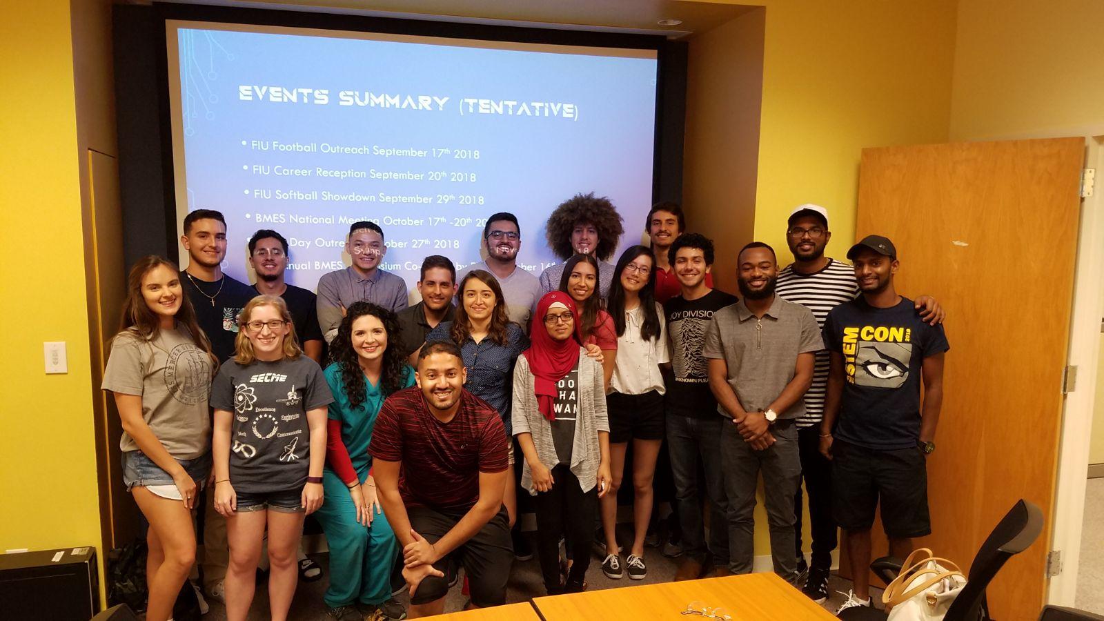 Biomedical Engineering Student Societies