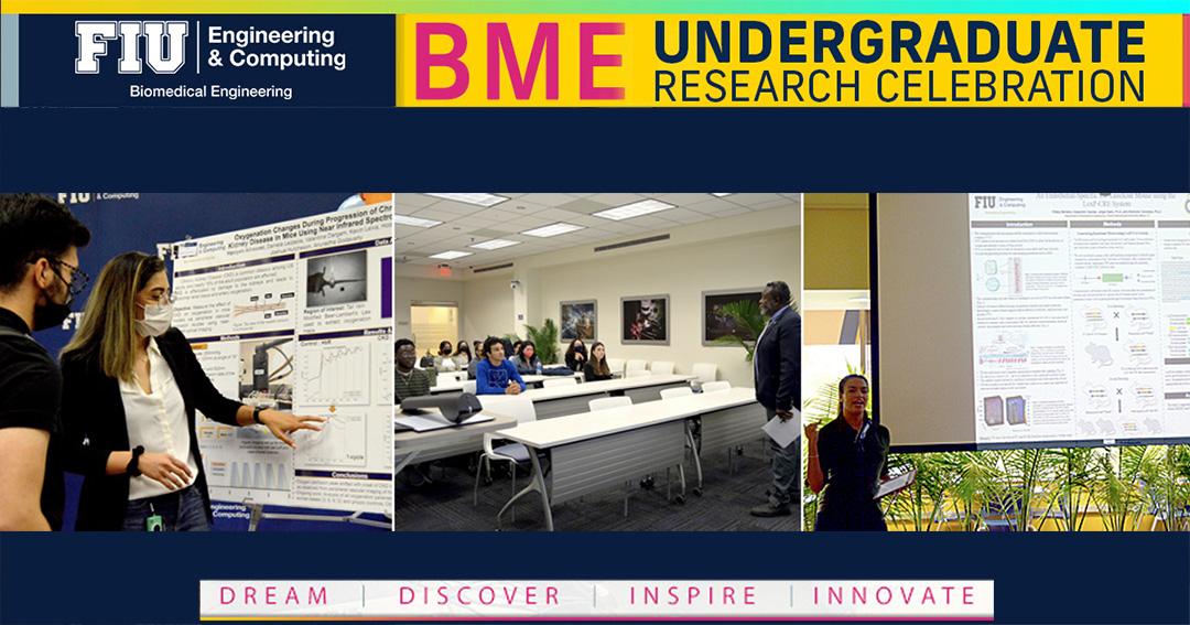 BME Undergraduate Research Celebration