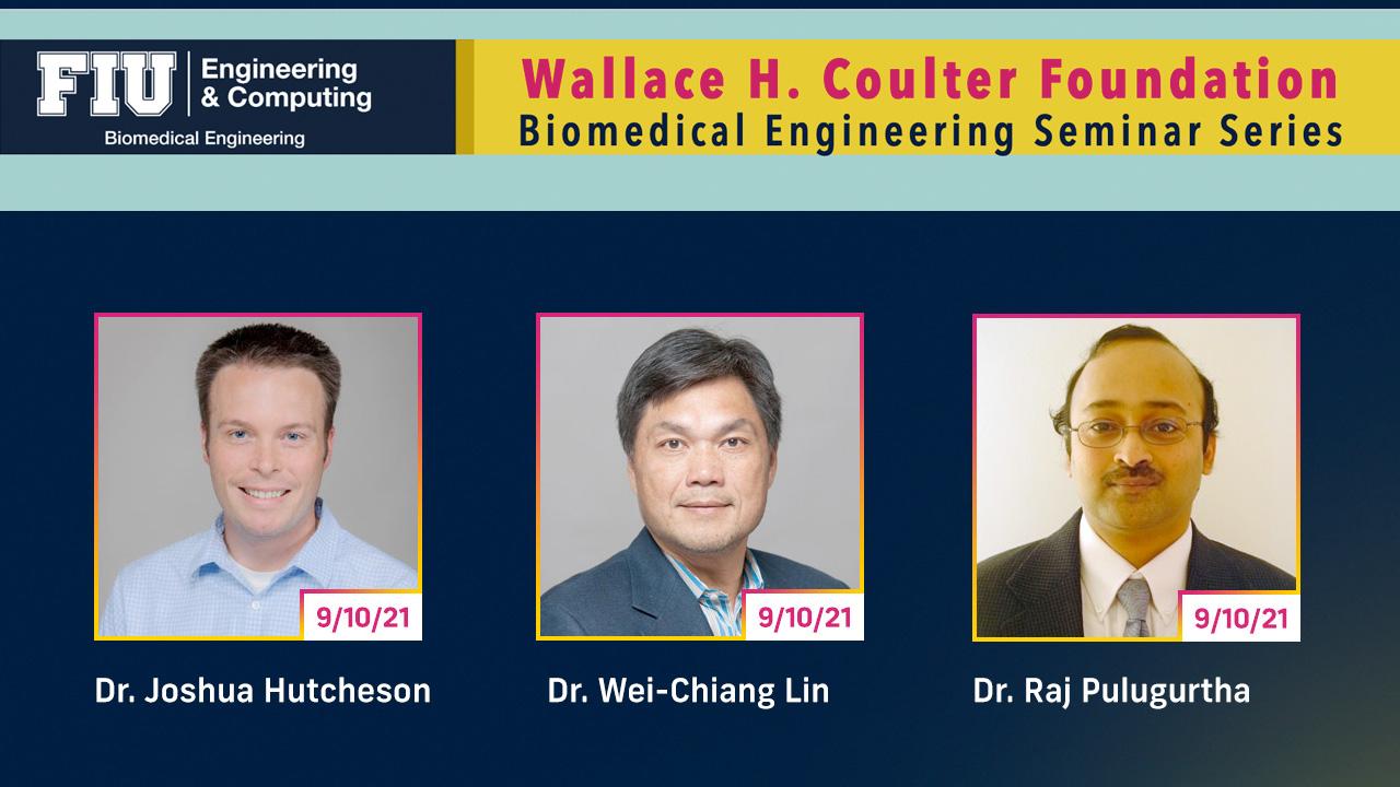 Dr. Wei-Chiang Lin | Dr. Joshua Hutcheson | Dr. Raj Pulugurtha