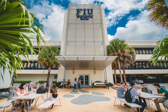 FIU Engineering Center, Miami, Florida